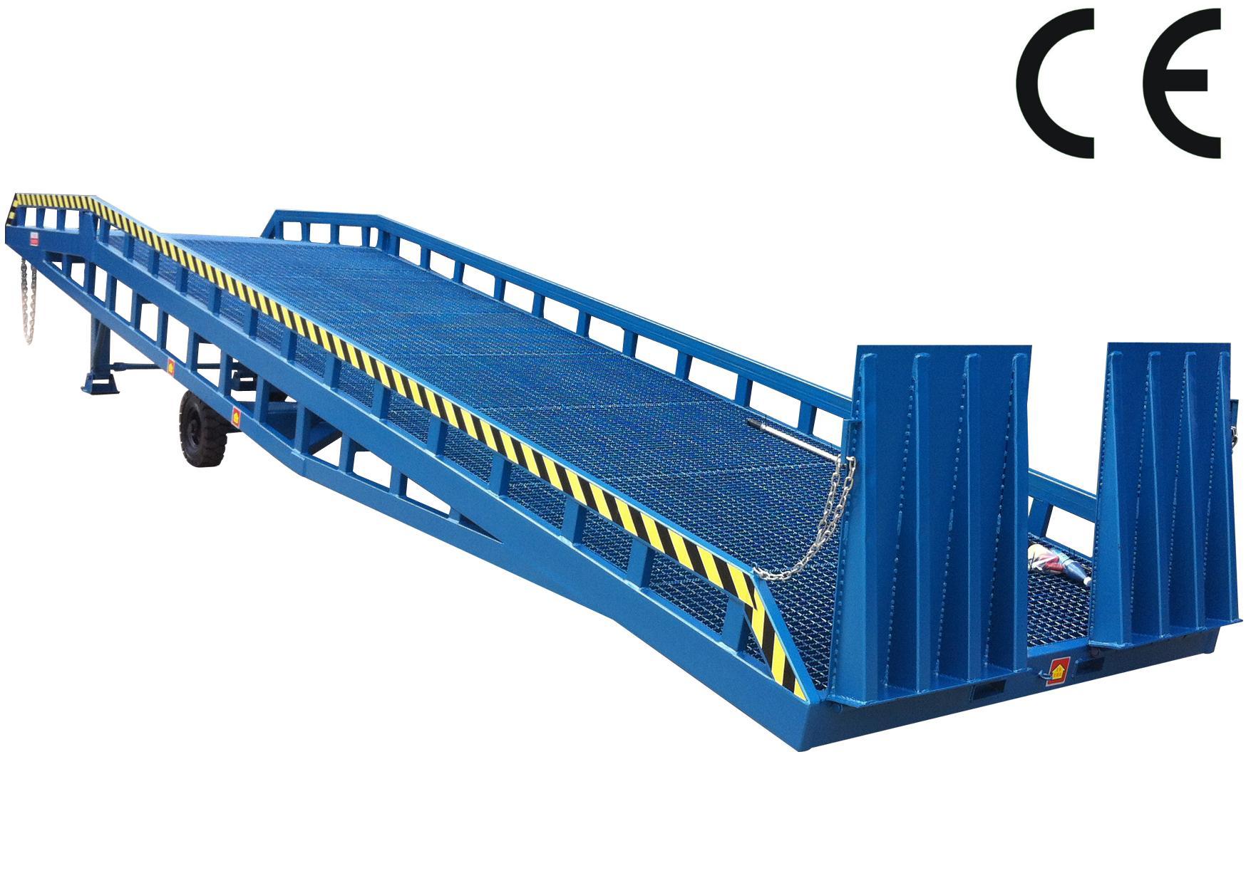 移動式支腿登車橋